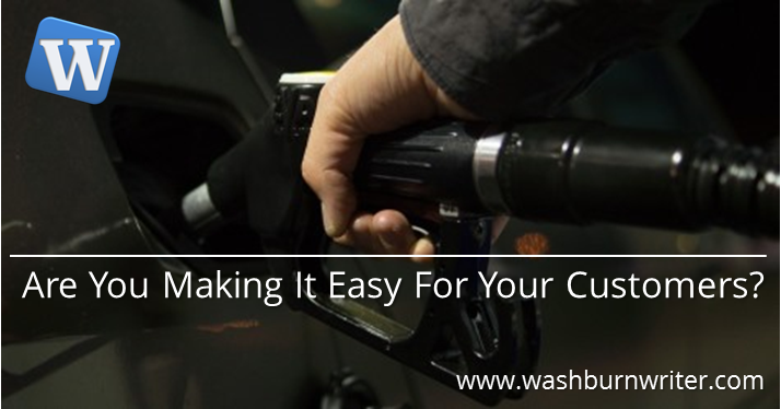 Are You Making It Easy For Your Customers?