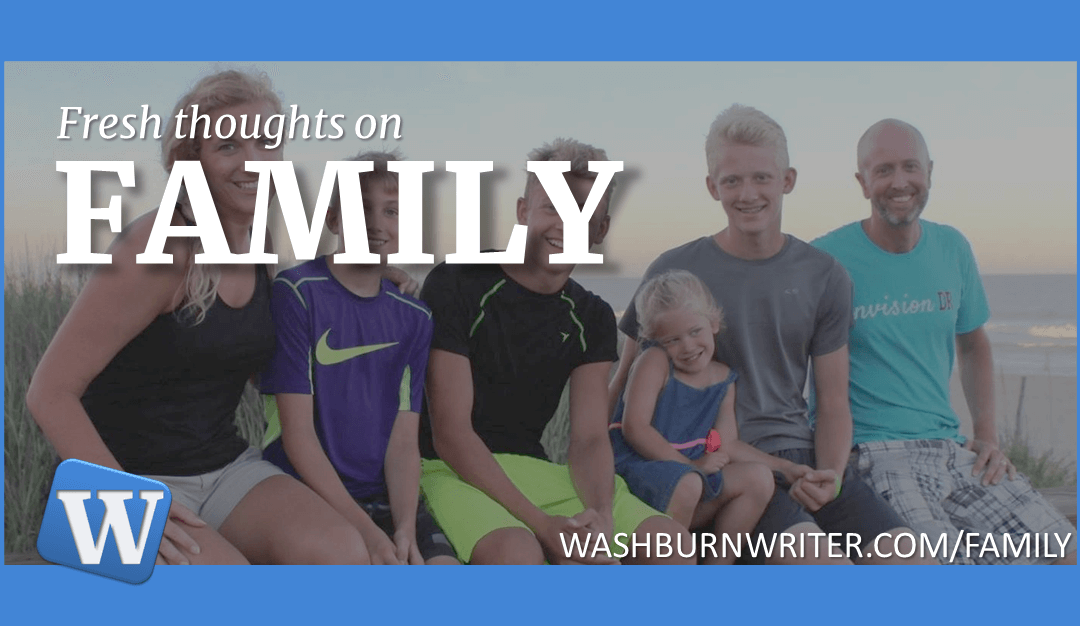 Fresh thoughts on family