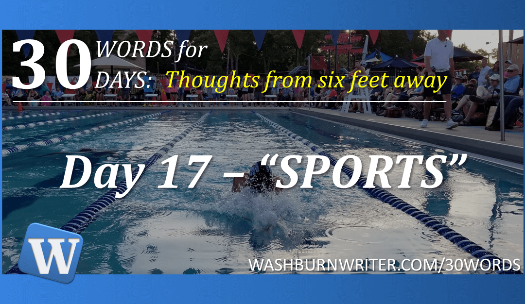 """Day 17 – """"SPORTS"""""""