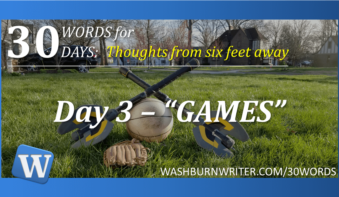 """Day 3 – """"GAMES"""""""